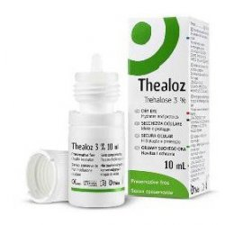 THEALOZ KROP.DO OCZU - 10 ML