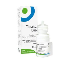 THEALOZ DUO KROP.DO OCZU - 10 ML