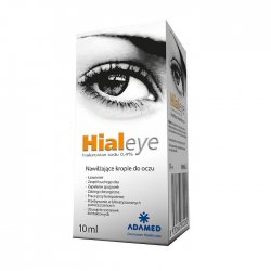 HIALEYE 0,4% KROP.DO OCZU - 10 ML