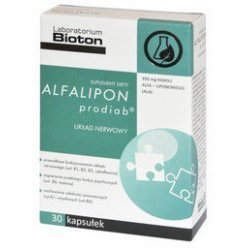 ALFALIPON PRODIAB NEUROPATIA - 30 KAPS.