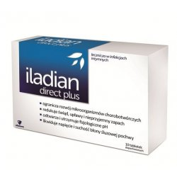 ILADIAN DIRECT PLUS TABL.DOPOCH. 10 TABL.