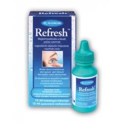 Refresh, krople do oczu, 15ml