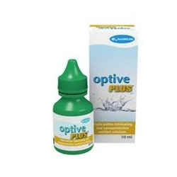 OPTIVE PLUS KROPLE DO OCZU - - 10 ML