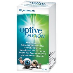 OPTIVE FUSION KROPLE DO OCZU - - 10 ML