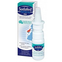SUDAFED XYLOSPRAY HA AER.DO NOSA 1 MG/1ML 10 ML