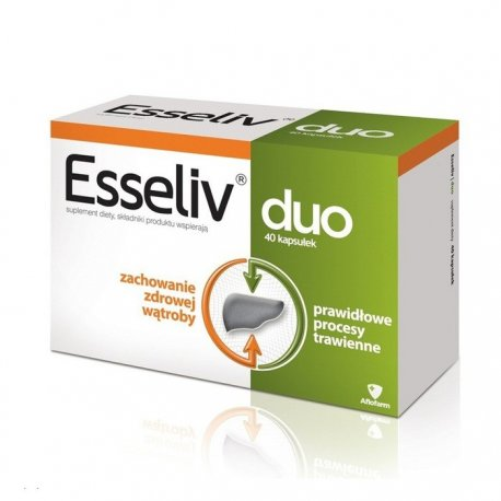 ESSELIV DUO - 40 KAPS.