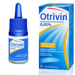 OTRIVIN 0,05% KROP.DO NOSA 0,5 MG/1ML 10 ML