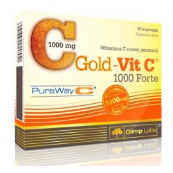 OLIMP GOLD-VIT.C 500 PLUS PURE WAY KAPS. - 30 KAPS