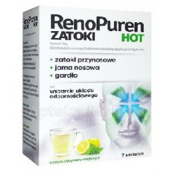 RENOPUREN ZATOKI HOT PR.DO P.ROZTW. - 7 SASZ.