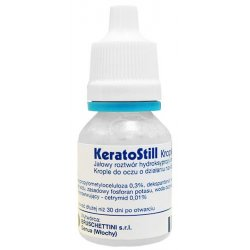 KERATOSTILL KROP.DO OCZU - 10 ML