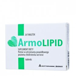 ARMOLIPID - - 20 TABL.