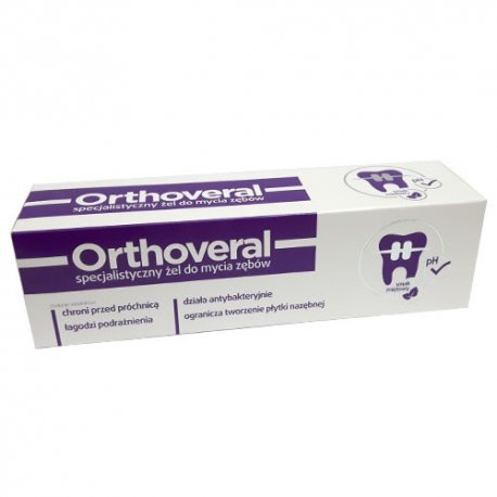 Orthoveral żel 75ml