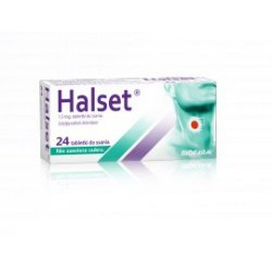 HALSET TABL.DO SSANIA 1,5 MG 24 TABL.(4 BLIST.PO 6