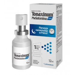 Tonaxinum Melatonina Spray 12ml