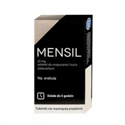 Mensil 25mg 2 tabl.