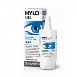 Hylo-Gel, krople, 10ml