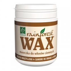 Rainforest Wax do włosów ciemnych 250 ml
