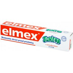 Elmex Junior Pasta Do Zębów 75ml