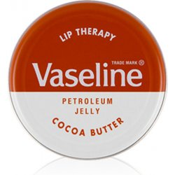 Vaseline Lip Therapy Cocoa Butter Balsam do Ust Wazelina 20g