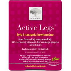 New Nordic Active Legs 30 tab.