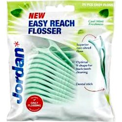 Jordan Easy Reach Flosser 25 szt.