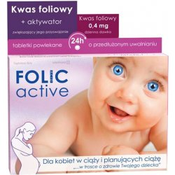 Folic Active 30 tabletek