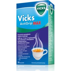 VICKS SYMPTOMED MAX GRAN