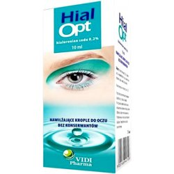 Hialopt krople do oczu 10ml
