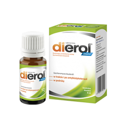 Dierol krople 8ml