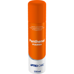 APTEO CARE PANTHENOL Pianka - 150 ml