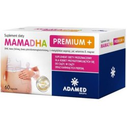 Mama dha Premium+ 60 kaps.
