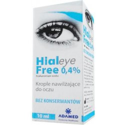 HIALEYE 0,2% KROP.DO OCZU - 10 ML