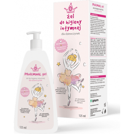 ProFeminal girl żel 125 ml