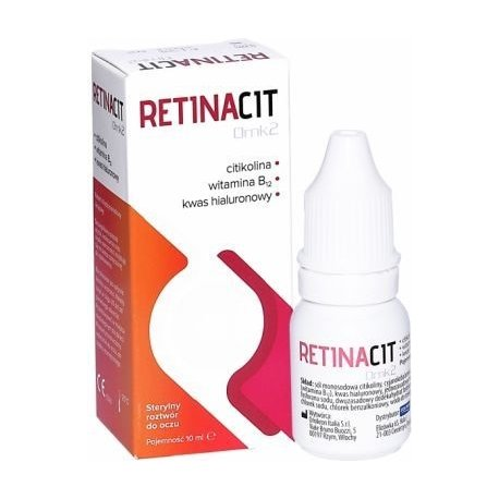 Retinacit Omk2 10 ml