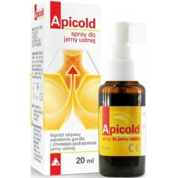 Apicold Spray do jamy ustnej 20 ml