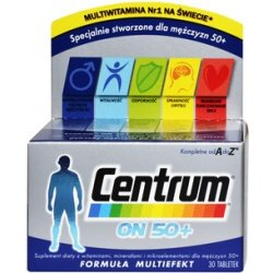 Centrum On 50+ 30 tabletek