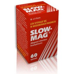 Slow-Mag 64 mg Mg2+ 60 tabletek