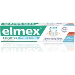 Elmex Sensitive Whitening pasta do zębow 75 ml