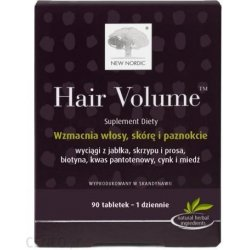 HAIR VOLUME TABL. - 30 TABL.