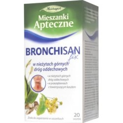 ZIOŁ.FIX BRONCHISAN (BRONCHIAL) MIESZ. (1,5G+0,75