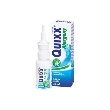 Quixx Alergeny spray do nosa 30 ml