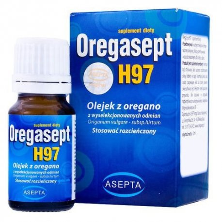 OREGASEPT H97 OLEJEK Z OREGANO - - 10 ML