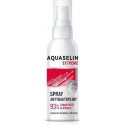 OCEANIC AQUASELIN SPRAY ANTYBAKTERYJNY 50ML