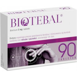 Biotebal 5 mg 60 tabletek