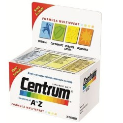 Centrum A-Z Multiefekt 30 Tabletek